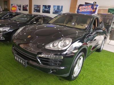 保时捷 Cayenne  2014款 Cayenne Platinum Edition 3.0T图片