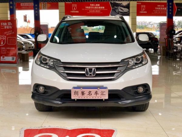 本田 CR-V  2012款 2.0L 两驱都市版