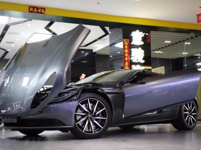 未上牌 阿斯頓·馬丁 阿斯頓?馬丁DB11 4.0T V8 Coupe圖片