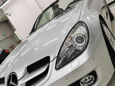2011年2月 奔驰 奔驰SLK级(进口) SLK 200K Grand Edition图片