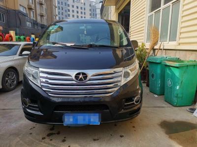 2015年6月 江淮 瑞风M5 彩旅 2.0T 汽油自动商务版图片