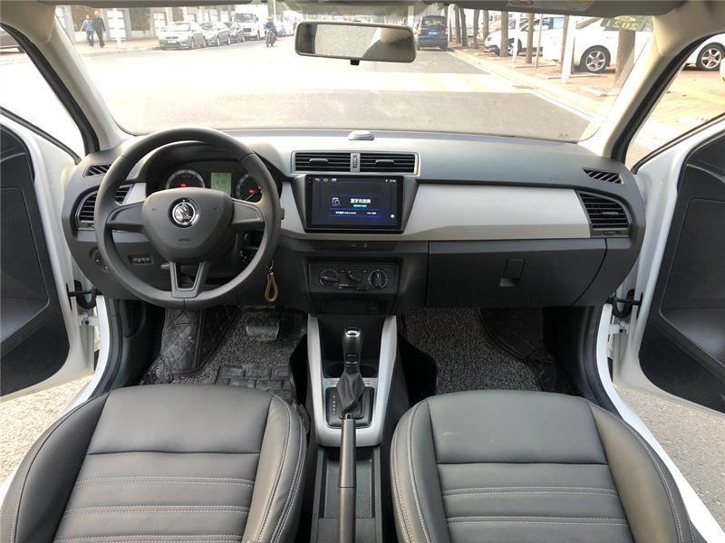 斯柯达 晶锐  2017款 1.4L 自动车享版图片