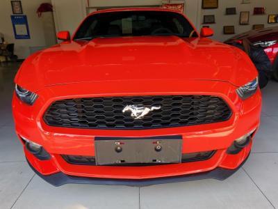 2017年5月 福特 Mustang(进口) 2.3T 运动版图片