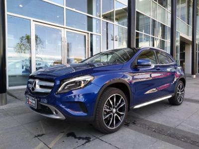 奔驰 GLA级  GLA200 1.6T 蓝调版图片