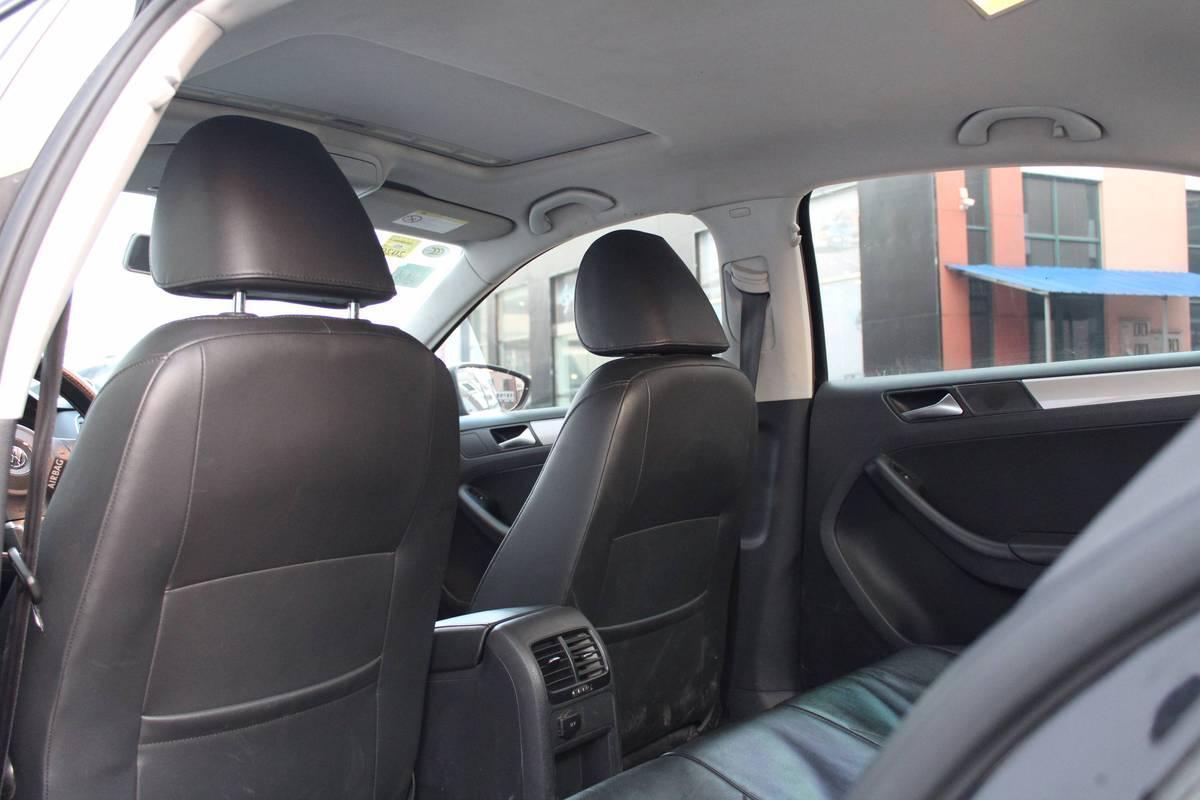 大众 速腾  2014款 改款 1.6L 手动舒适型图片