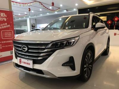 廣汽傳祺 GS5  2019款 270T 自動尊貴版圖片