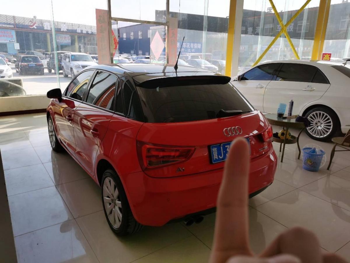 奥迪 奥迪A1  2013款 30 TFSI 中国限量版 Ego图片