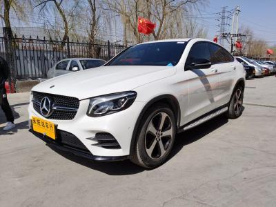 2017年9月 奔馳 奔馳GLC  GLC 200 4MATIC 轎跑SUV圖片