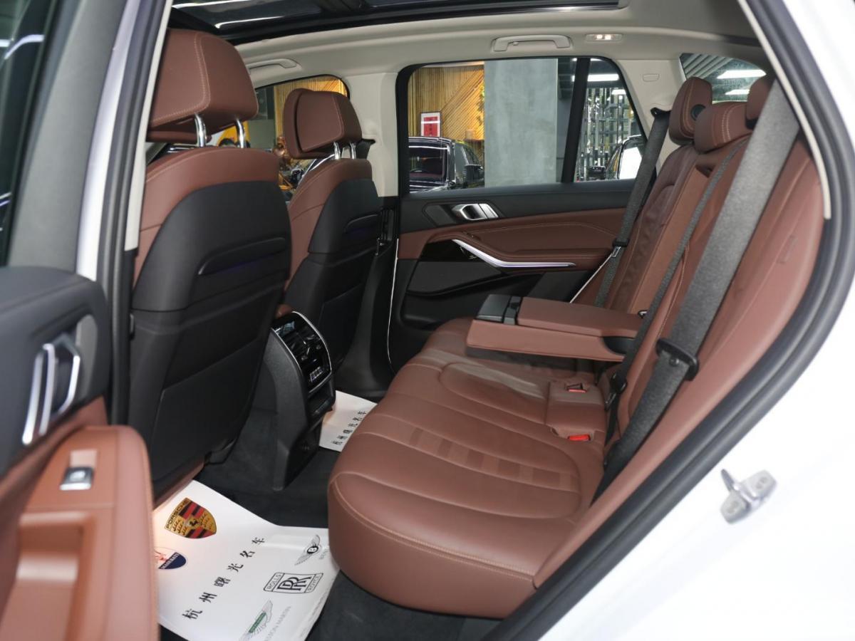 宝马 宝马X5  2019款 xDrive40i 尊享型 M运动套装图片