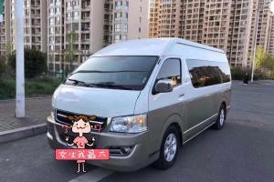 2012年8月 九龙 大MPV  2.4L汽油 基本型4RB2图片
