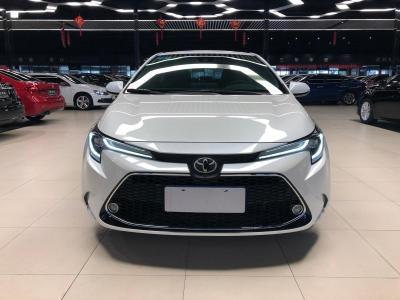 2019年12月 豐田 雷凌   185T CVT運動版 國VI圖片