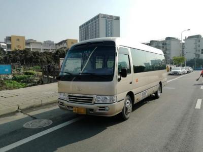 2012年9月 丰田 柯斯达 2.7L汽油豪华版 20座图片