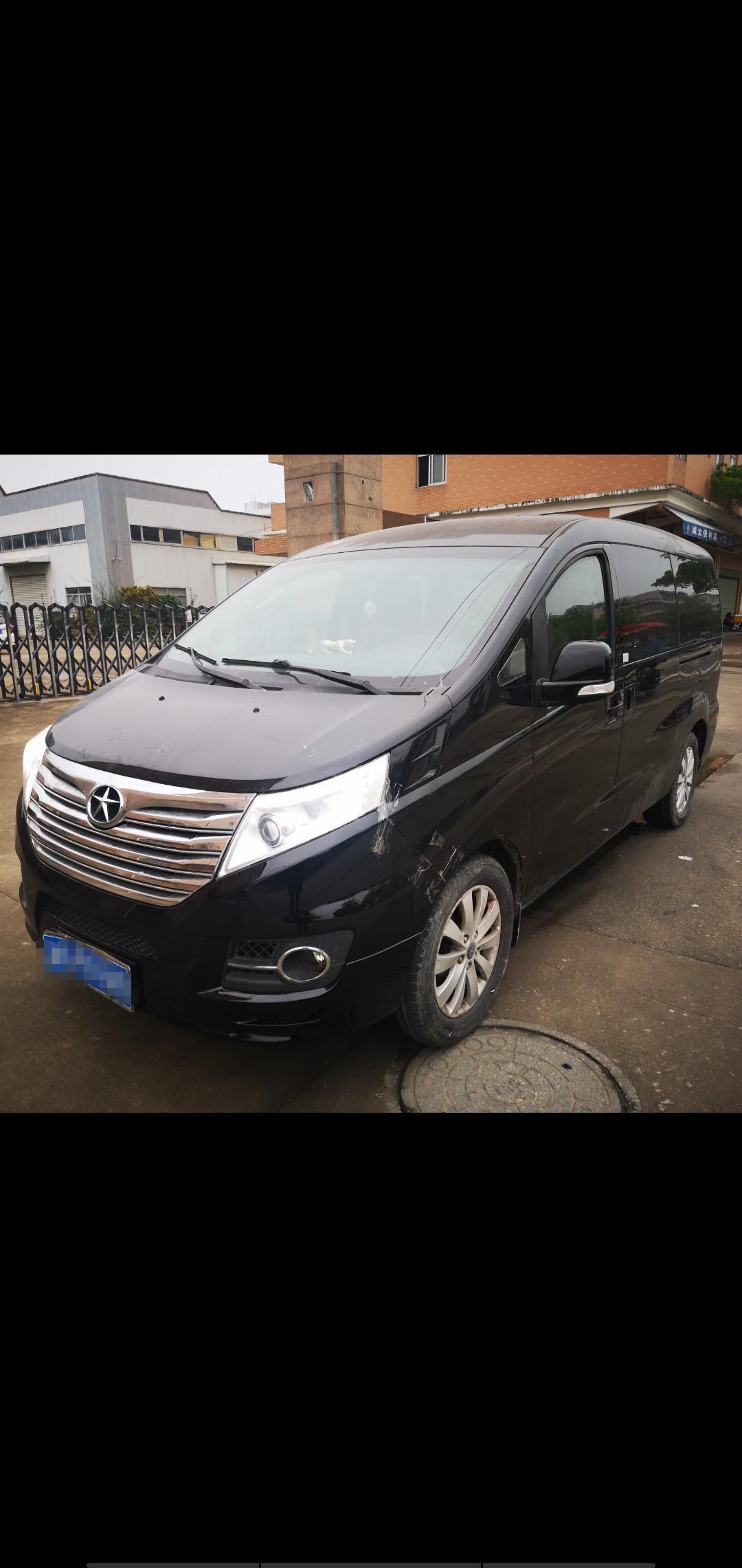 2014年5月 江淮 瑞風M5  彩旅 2.0T 汽油自動商務版圖片