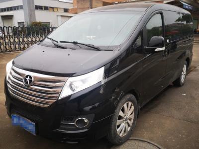 2014年5月 江淮 瑞风M5  彩旅 2.0T 汽油自动商务版图片