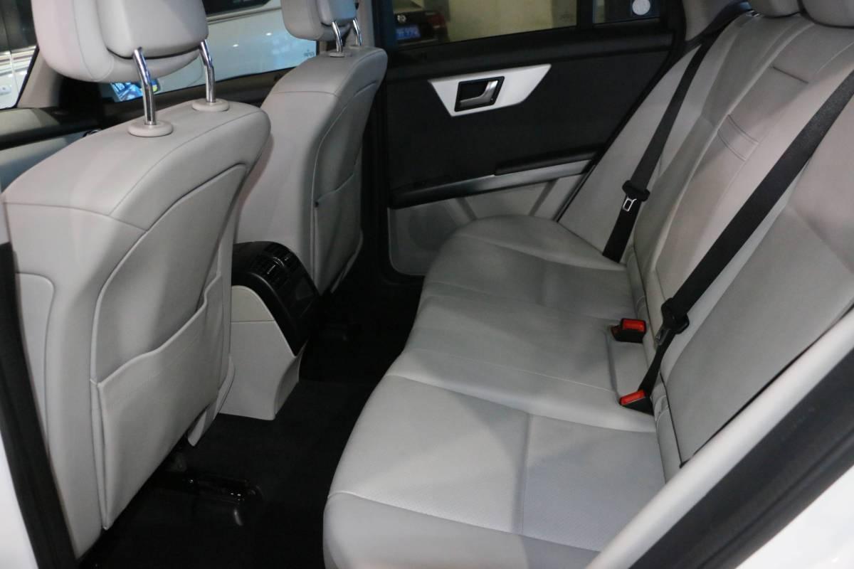 奔驰 奔驰GLK级  2013款 GLK 300 4MATIC 豪华型图片