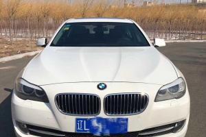 2012年4月 宝马 宝马5系  523Li 豪华型图片