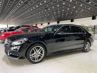 奔驰 奔驰E级  2015款 E 260 L 豪华型图片
