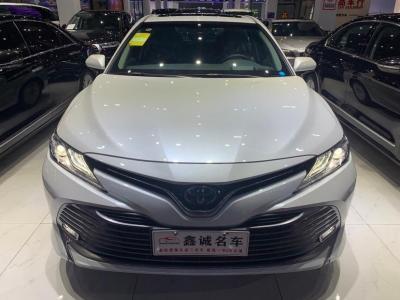 丰田 凯美瑞  2019款 2.0G 豪华版 国VI