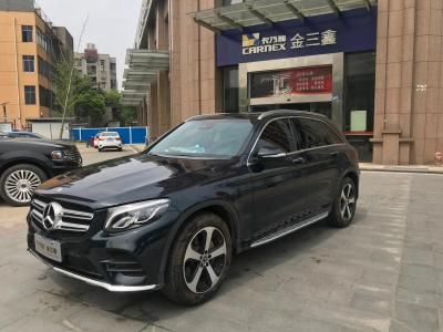 奔馳 奔馳GLC  2019款 改款 GLC 260 L 4MATIC 豪華型