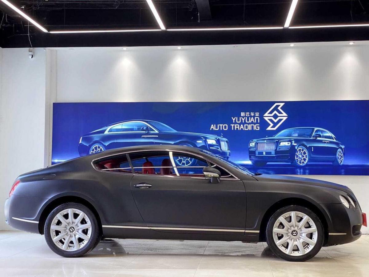 宾利 欧陆  2004款 GT 6.0图片