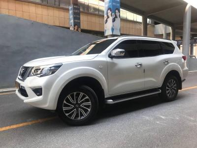 日產 途達  2018款 2.5L 自動四驅豪華版