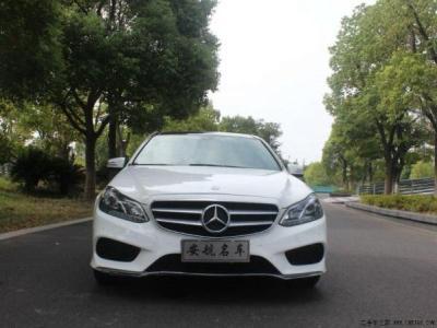 奔驰 E级  E260L 2.0T图片