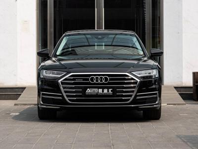 2020年5月 奥迪 奥迪A8(进口) Plus A8L 55 TFSI quattro 豪华型图片