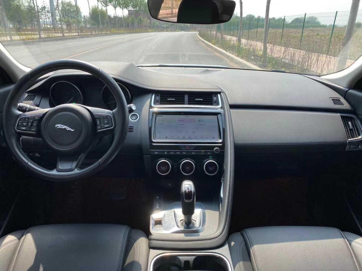 捷豹 E-PACE  2018款 P200 S图片