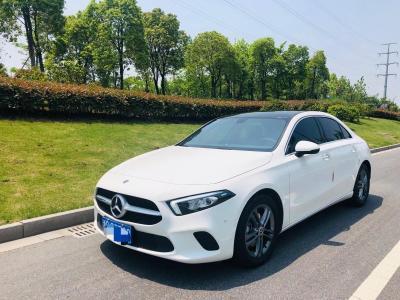 2019年5月 奔驰 奔驰A级 改款 A 200 L图片