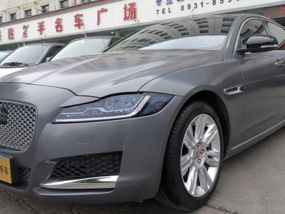 捷豹 XFL  2018款 XFL 3.0 SC 340PS 奢华版