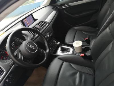 2013年6月 奥迪 奥迪Q3 35 TFSI 舒适型图片
