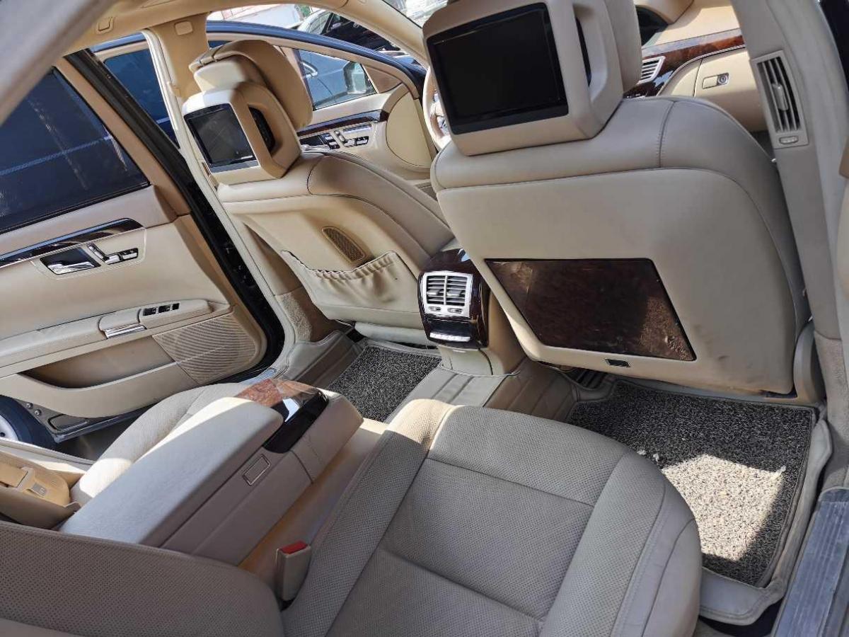 奔驰 奔驰S级  2010款 S 400 L HYBRID图片