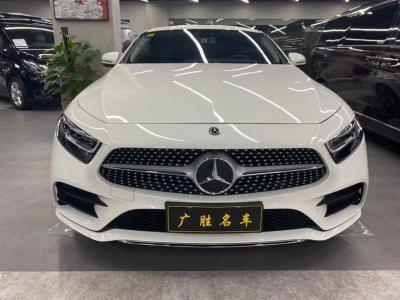 2018年10月 奔驰 奔驰CLS级  CLS 300 豪华型图片