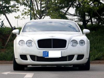 2008年3月 宾利 欧陆 GT Speed 6.0图片
