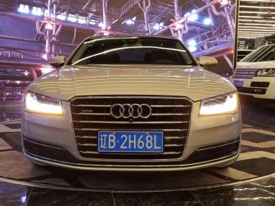 2014年9月 奥迪 奥迪A8(进口) A8L 50 TFSI quattro豪华型图片