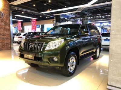 丰田 普拉多  2010款 4.0L 自动TX-L