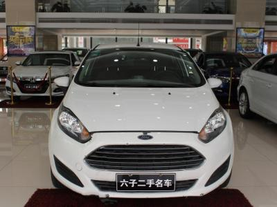 福特 嘉年华  2013款 两厢 1.5L 手动风尚型