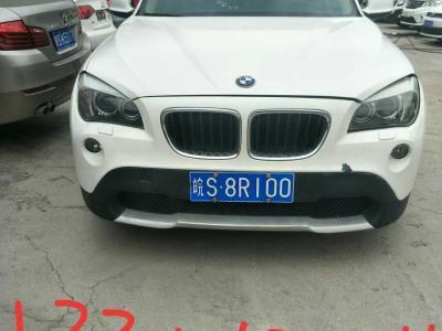 2012年6月 宝马 宝马X1(进口) xDrive28i图片