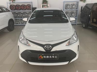 2018年5月 丰田 威驰 1.5L CVT创行版图片