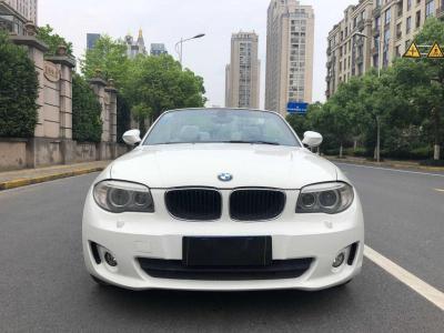 2012年6月 宝马 宝马1系(进口) 120i 敞篷轿跑车图片