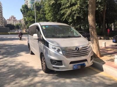 江淮 瑞风M5  2014款 1.9T 柴油手动公务版图片