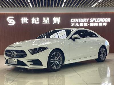 2019年4月 奔驰 奔驰CLS级(进口) CLS 300 豪华型图片