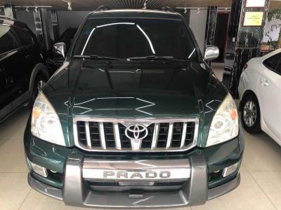 豐田 普拉多  2006款 4.0L 自動VX圖片