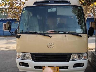 2007年10月 丰田 柯斯达 2.7L汽油高级版 23座图片