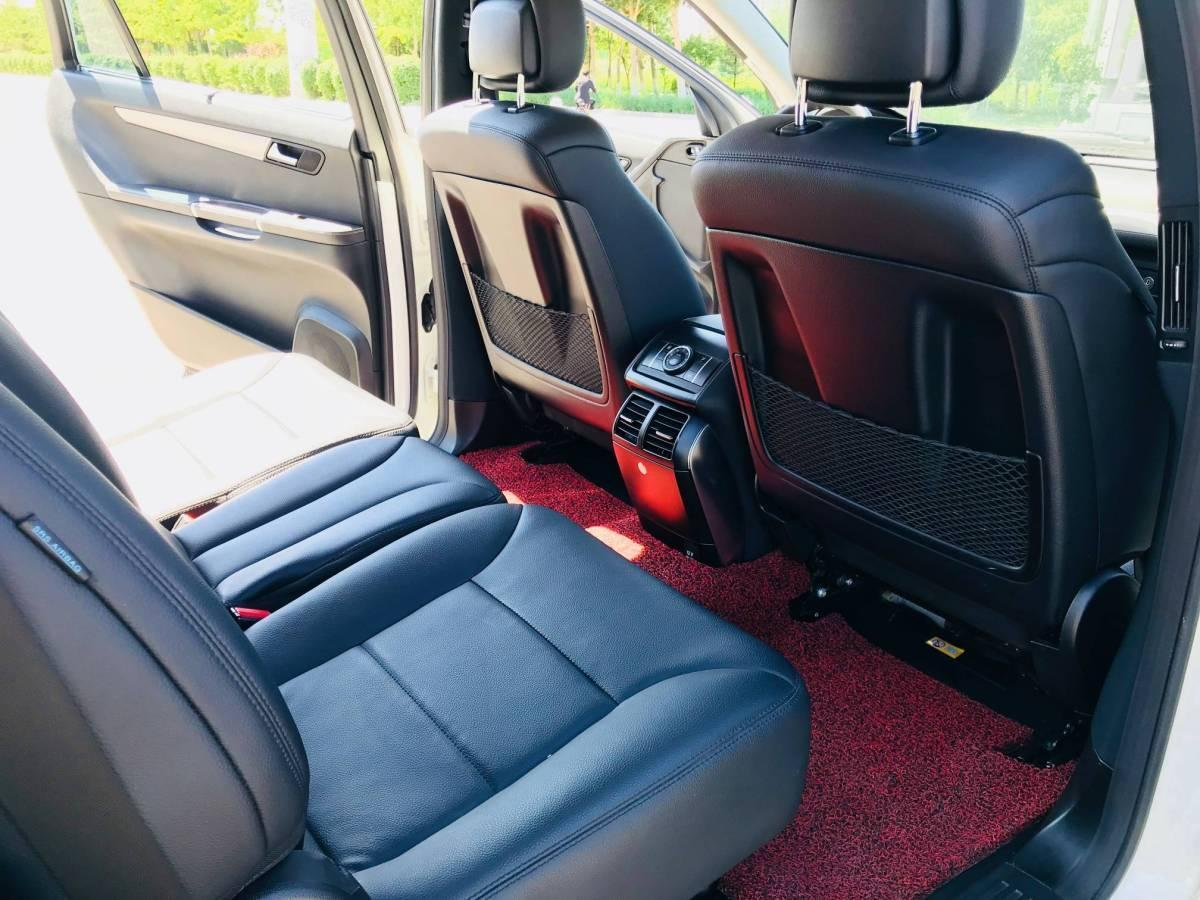 奔驰 奔驰R级  2011款 R 300 L 商务型图片