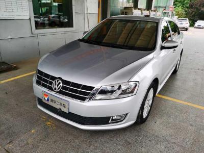 大众 朗逸  2013款 1.6L 自动舒适版