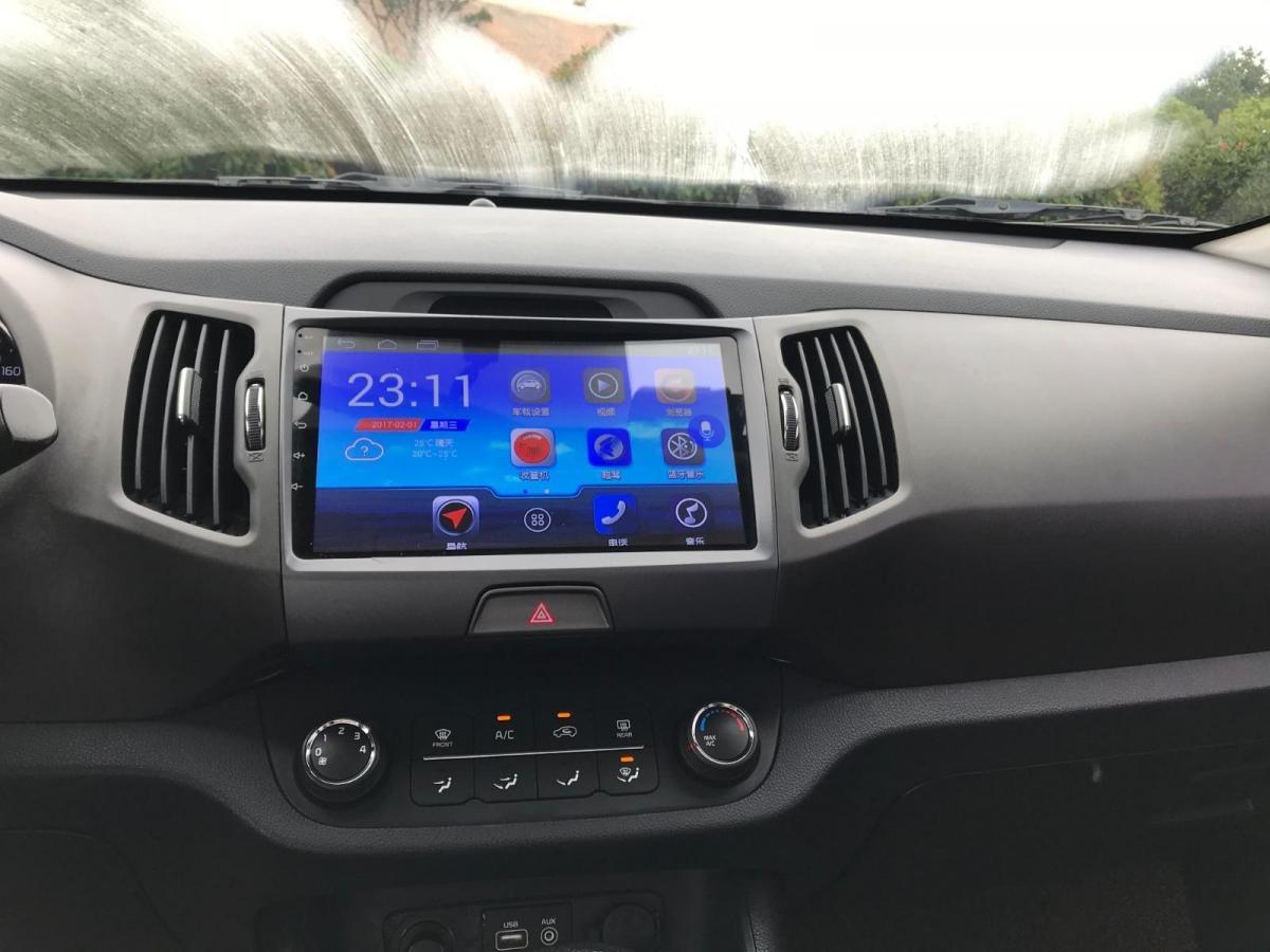 起亚 智跑  2016款 2.0L 自动两驱版GL图片