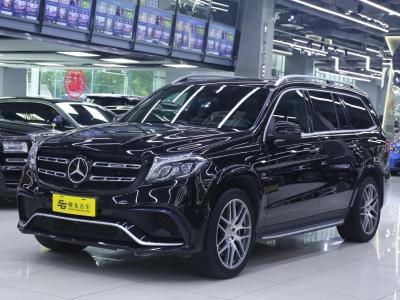奔馳 奔馳GLS AMG  2017款 AMG GLS 63 4MATIC