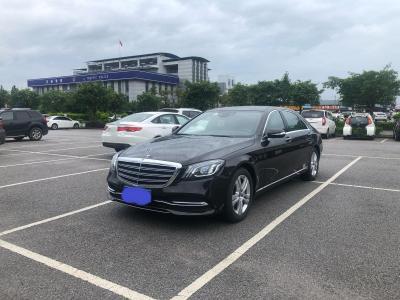 2019年5月 奔驰 奔驰S级(进口) S 350 L 尊贵型图片