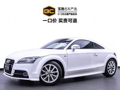 2014年8月 奥迪 奥迪TT  TT Coupe 45 TFSI 劲动型图片